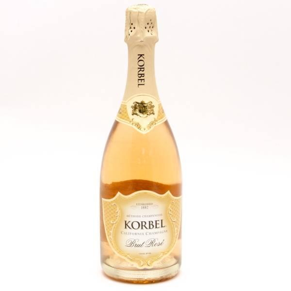 champagne korbel