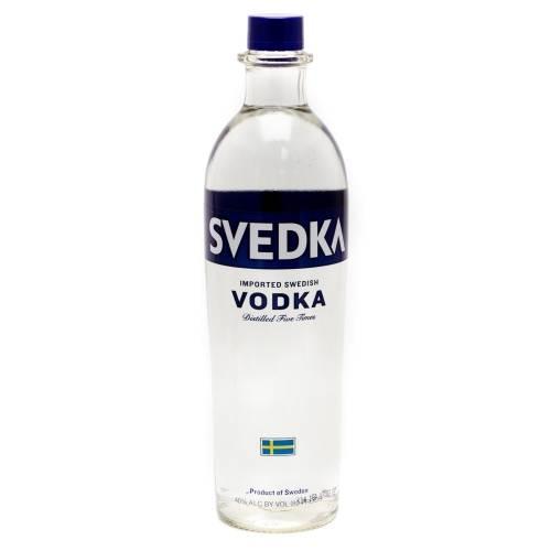 Svedka - 750ml premium vodka