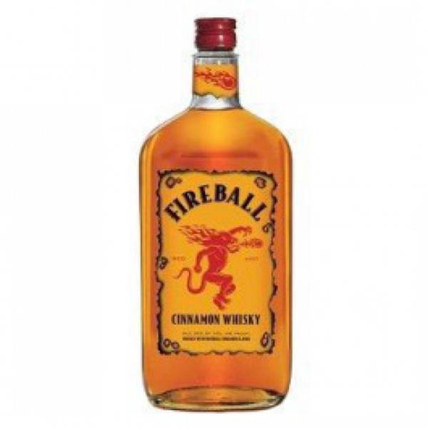 Fireball Whiskey - 375 pint