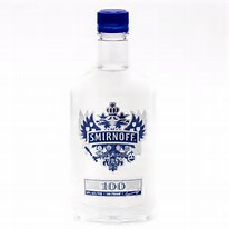 Smirnoff Vodka - 375ml pint - 100 proof