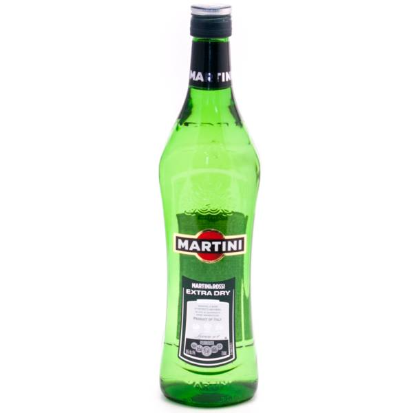 Vermouth - Martini Rossi Extra Dry