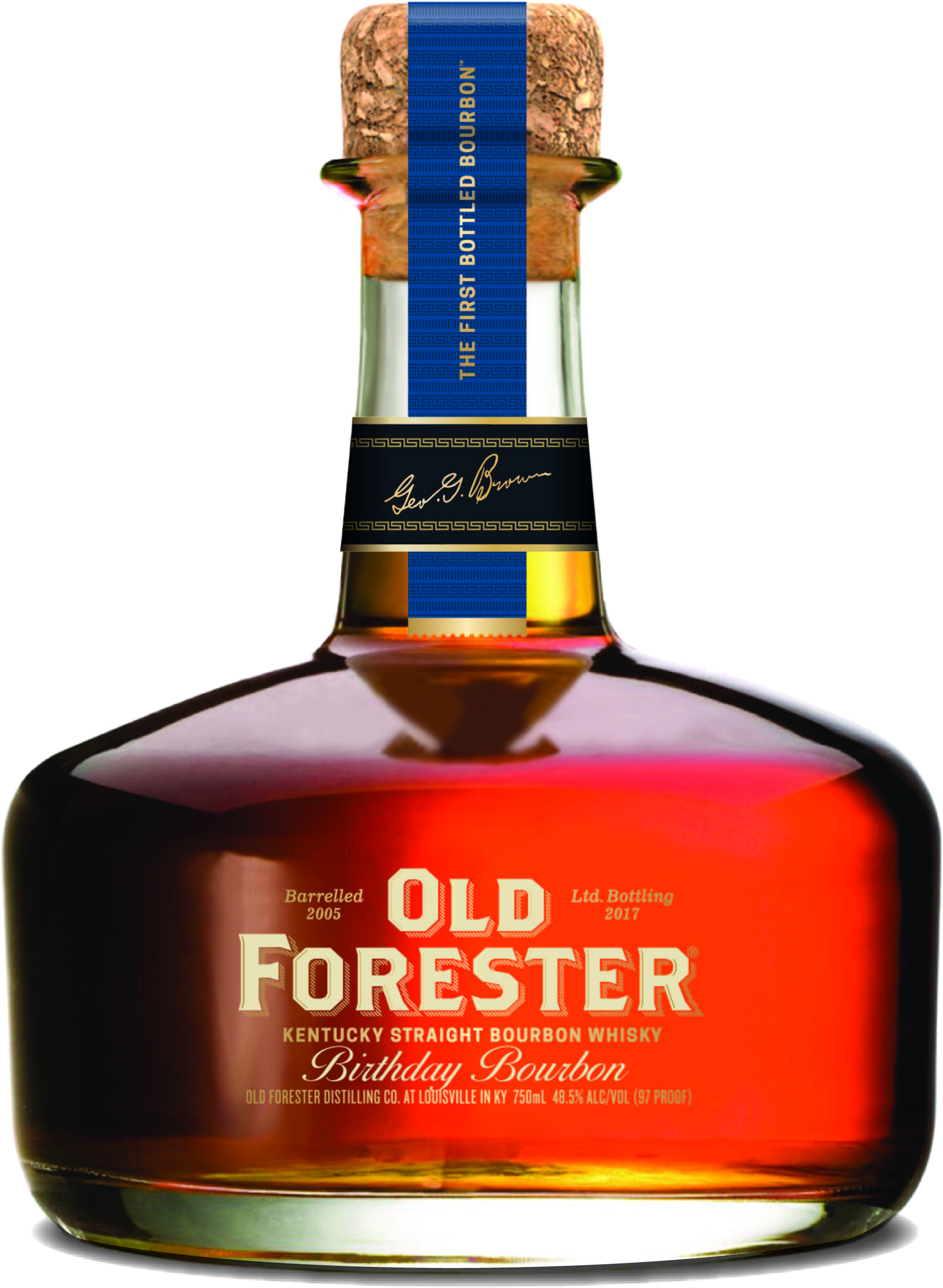 Old Forester - 12 year Bourbon - Birthday Edition