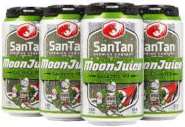 San Tan - Moon Juice - 6 pack cans