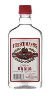 Fleischmann's 375 vodka