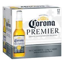 Corona Premier - 12 pack bottles