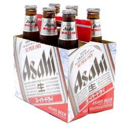 Asahi - Super Dry Draft Beer - 12oz...