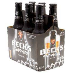 Beck's - Saphire - 12oz Bottle -...