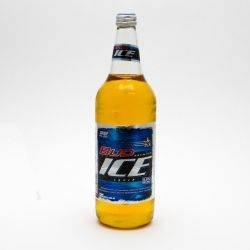 Bud Ice - Beer - 32oz Bottle