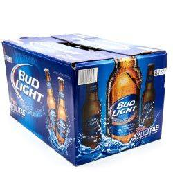 Bud Light - 7oz Bottle - 24 Pack