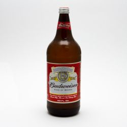 Budweiser - Beer - 40oz Bottle