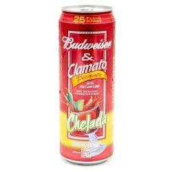 Budweiser & Clamato - Picante...