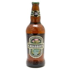 Crabbie's - Original Ginger Beer...