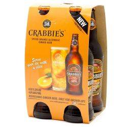 Crabbie's - Spiced Orange Ginger...