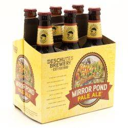 Deschutes - Mirror Pond Pale Ale -...