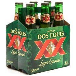 Dos Equis XX - Lager Especial - 12oz...