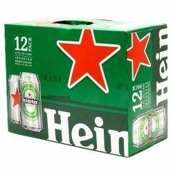 Heineken - Lager Beer - 12oz Can - 12...