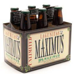 Lagunitas - Maximus IPA - 12oz Bottle...