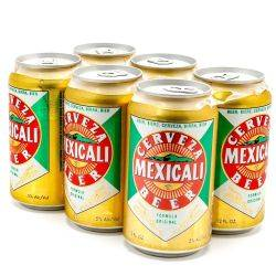 Mexicali - Imported Beer - 12oz Can -...
