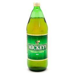 Mickeys - Fine Malt Liquor - 40oz Bottle