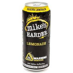 Mikes Hard Lemonade - Harder Lemonade...
