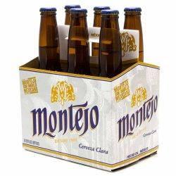 Montejo - Cerveza Clara Imported Beer...