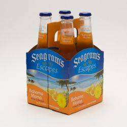 Seagram's -  Escapes - Bahama...