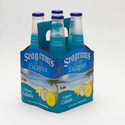 Seagram's -  Escapes - Calypso...