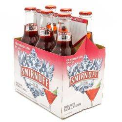 Smirnoff Ice - Cranberry Lime Splash-...