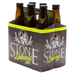 Stone Brewing Co - Delicious IPA -...