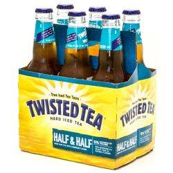 Twisted Tea - Hard Iced Tea Half...