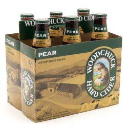 Woodchuck - Crisp Ripe Pear Hard...