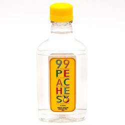 99 - Peaches Liqueur - 200ml
