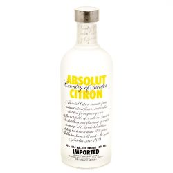 Absolut - Citron Vodka - 375ml