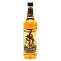 Captain Morgan - Spiced Rum 100 Proof...