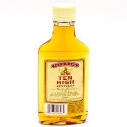 Ten High - Kentucky Bourbon Whiskey -...