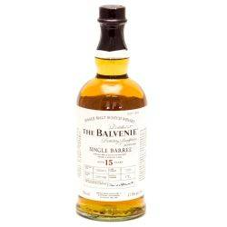 The Balvenie - Single Malt Scotch...