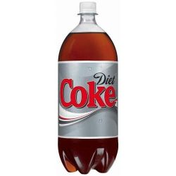 Diet Coke - 2 liter