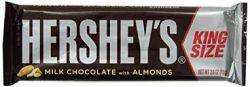 Hershey's King Size with Almonds