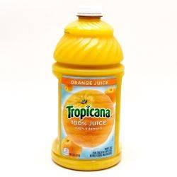 Orange Juice 1/2 gallon