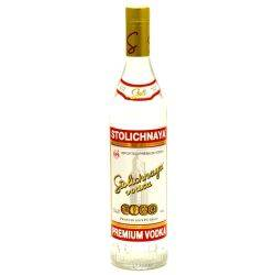 Stoli Imported Vodka - 750