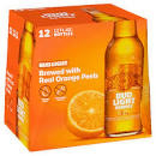 Bud Light Orange - 12 pack - 12oz...