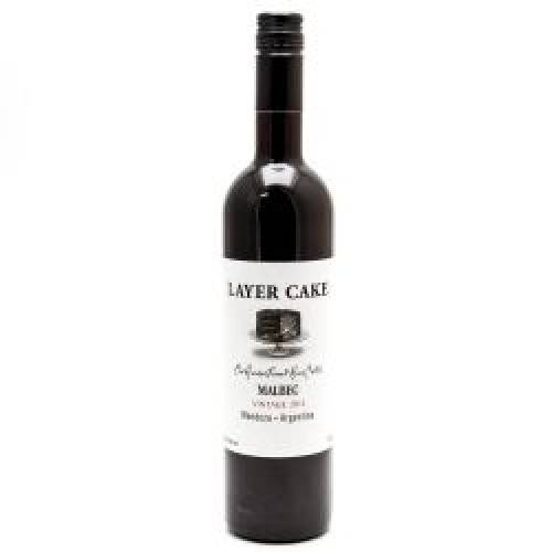Layer Cake Malbec - 750 ml