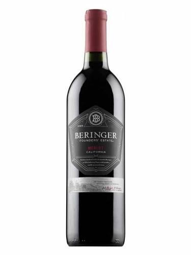 Beringer Merlot - Founders Estate -...