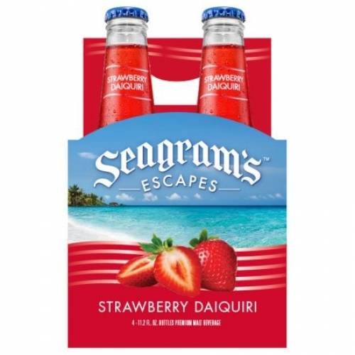 Seagram's Escapes Strawberry...
