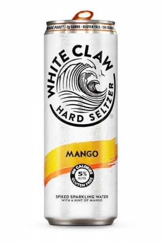 White Claw - Mango - 19.2 oz can