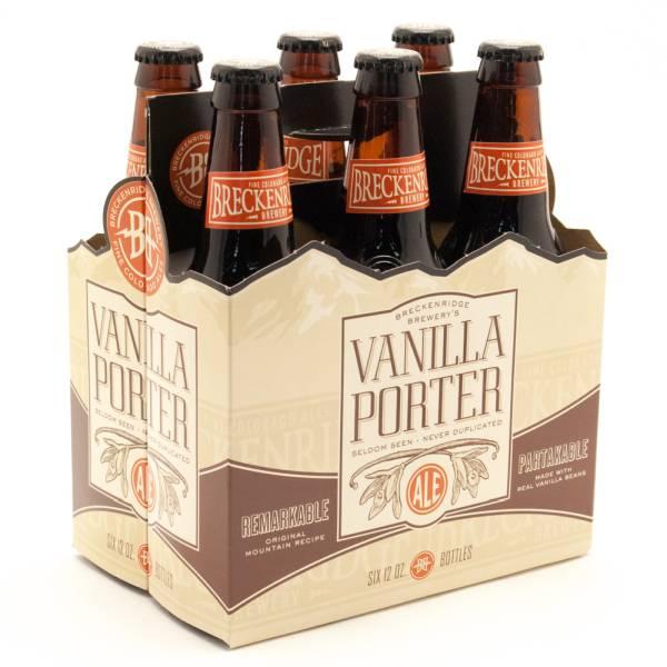 Breckenridge Brewery - Vanilla Porter Ale - 12oz Bottle - 6 Pack