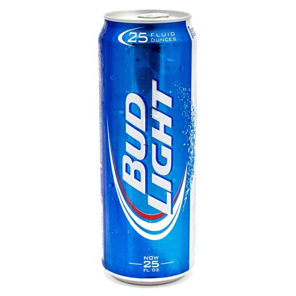 Wonderful Bud Light   25oz Can Idea