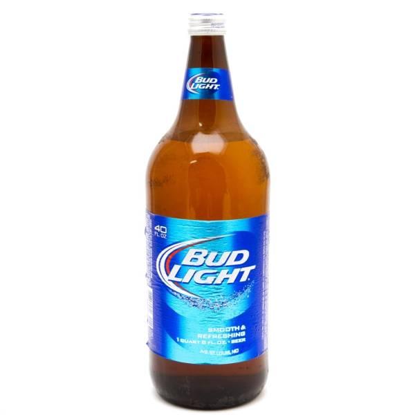 Bud Light - 40oz Bottle