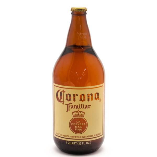 Corona Familiar Beer 32oz Bottle Beer Wine And