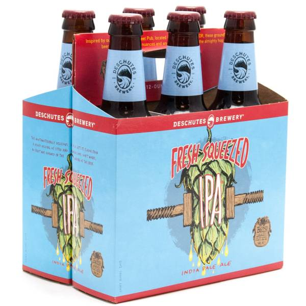 Deschutes - Fresh Squeezed IPA - 12oz Bottle - 6 Pack
